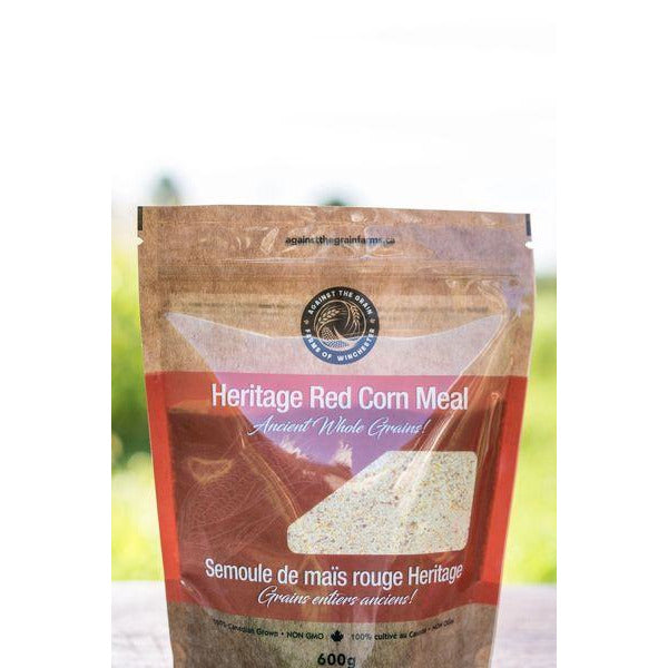 Heritage Red Corn Meal