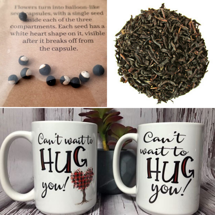 Random Acts of Kindness Bundle: I can't wait to HUG you Mug &Tea Bundle