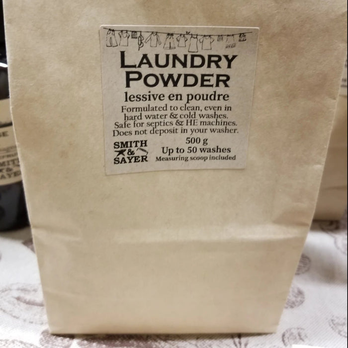 Laundry Powder 500g (approx 50 Loads)