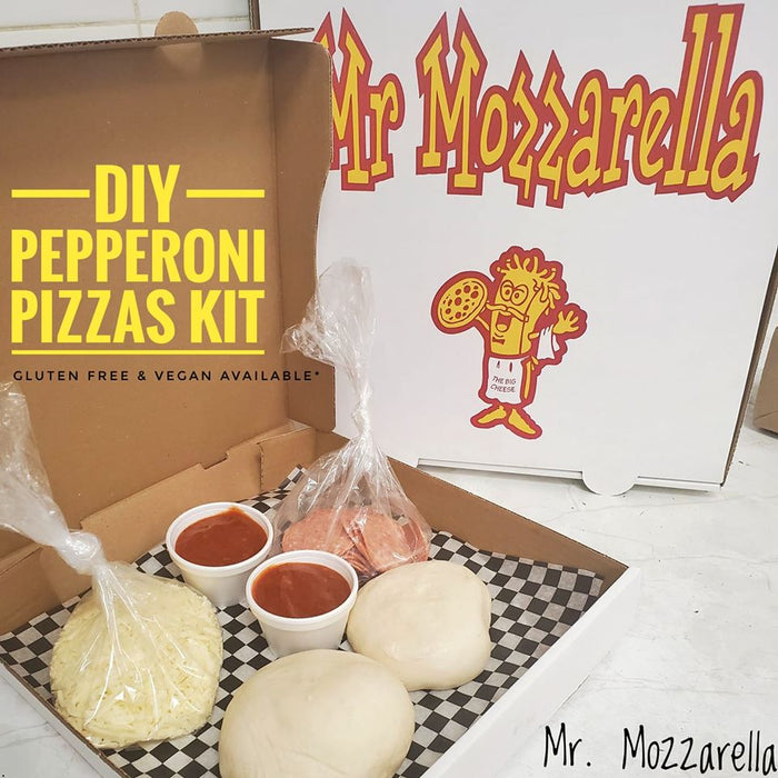 Make-Your-Own Pizza Kit for 2