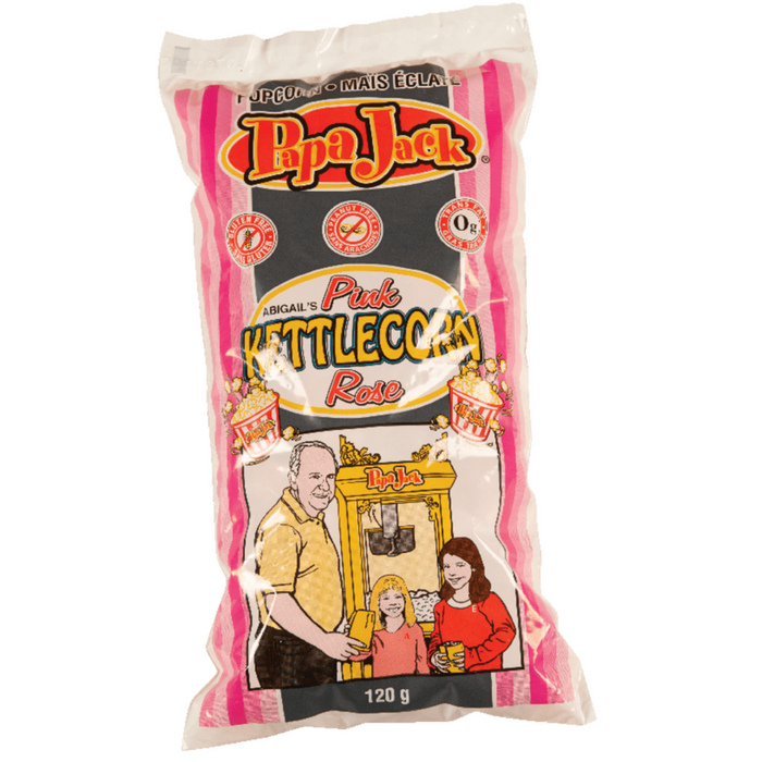 Pink Cotton Candy Kettle Corn 70g