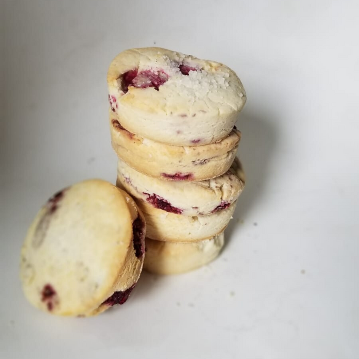 Wheat Free Raspberry Scones