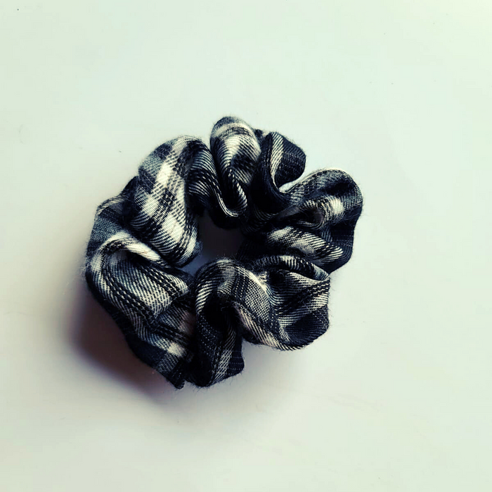 Handmade Fall Scrunchies