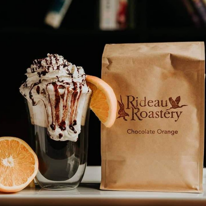 Chocolate Orange Coffee