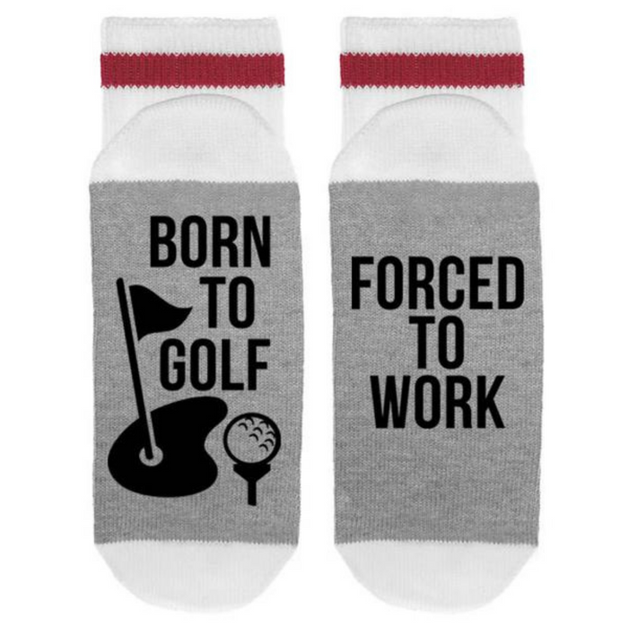 Born To Golf Socks- Men