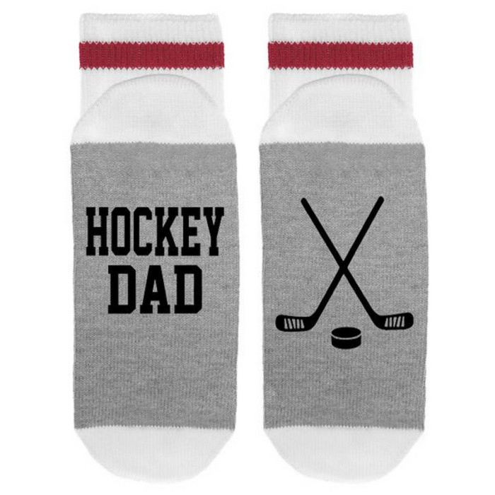 Hockey Dad Socks- Men