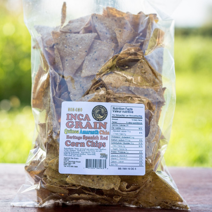 Inca Grain Tortilla Chips