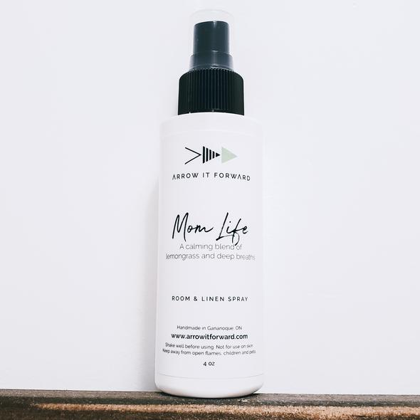 Mom Life Room & Linen Spray 4 oz