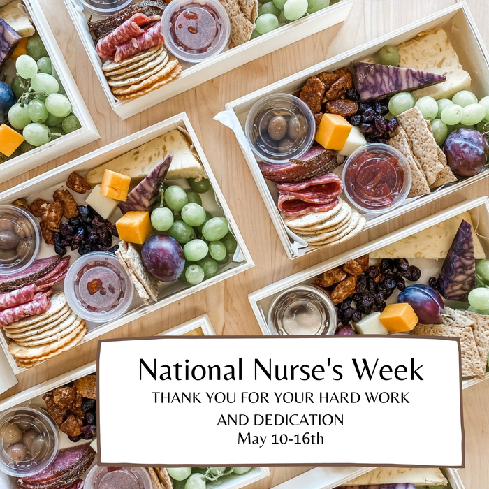 Sponsor a Snack Box for National Nurse's Week