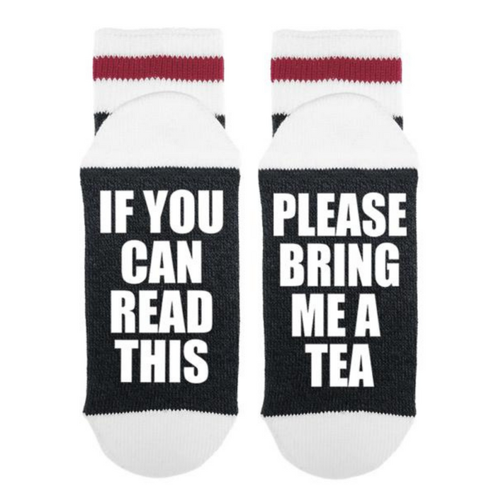 Bring me Tea Socks- Women