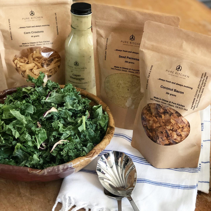 Transformed Salad Kit