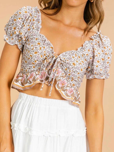 Wallflower Top
