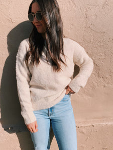 Fern Knit - Cream