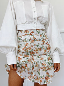 Marigold Mini Skirt