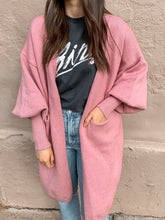 Load image into Gallery viewer, Coco Cardigan - Pink