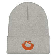 Load image into Gallery viewer, Smiley Cuffed Beanie