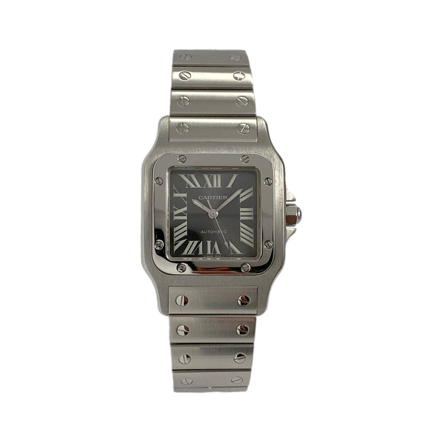 Cartier Santos Galbée 2319 - Limited Edition - Grey dial