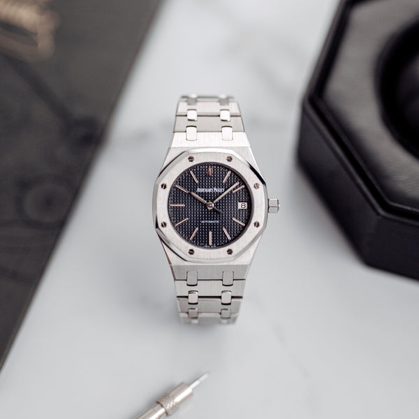 Audemars Piguet Royal Oak 14790ST - Long indexes