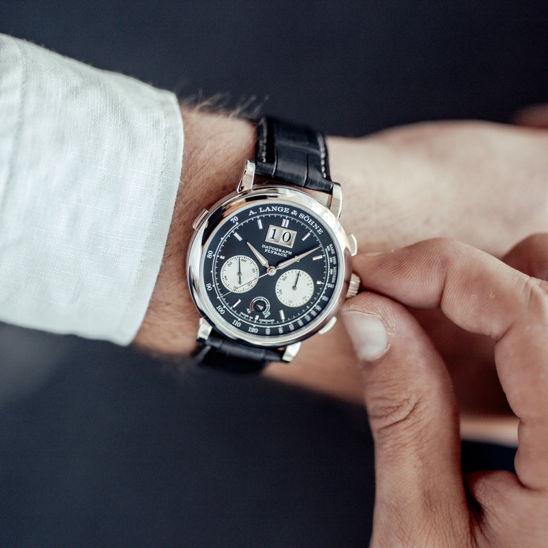 A. Lange & Söhne Datograph Up & Down 405.035