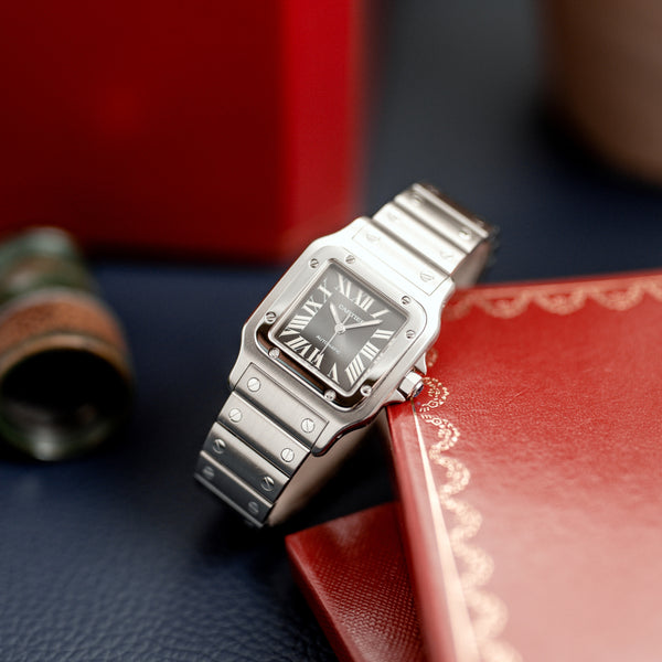 Cartier Santos Galbée 2319 limited edition