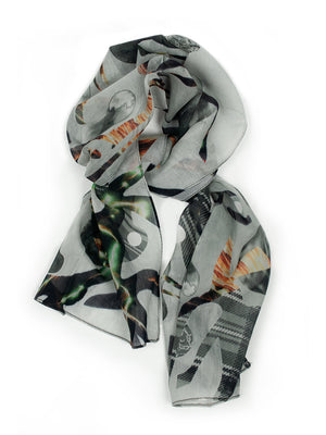 Petal Flow Day Scarf