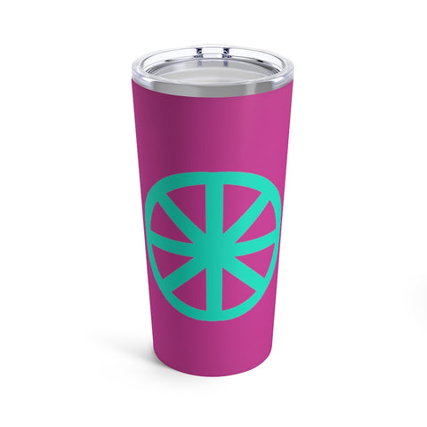 Annabelle's Hot Pink Tumbler 20oz