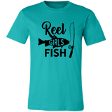 Reel Girls Fish Short-Sleeve T-Shirt
