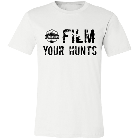 Film Your Hunts Short-Sleeve T-Shirt
