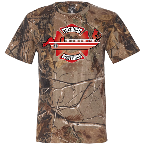 Firehouse Bowfishing Short Sleeve Camouflage T-Shirt
