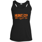 HuntCo Ladies' Racerback Moisture Wicking Tank
