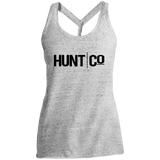 HuntCo Ladies' Cosmic Twist Back Tank