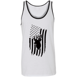 Distressed Deer Men's Tank