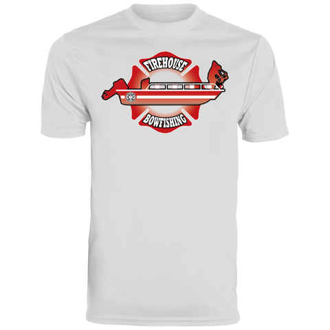Firehouse Bowfishing Men's Wicking T-Shirt