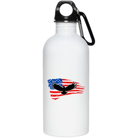 Eagle 20 oz. Stainless Steel Water Bottle