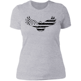 Eagle Ladies' Boyfriend T-Shirt