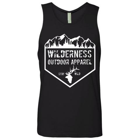 Wilderness Men's Cotton Tank