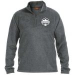 Wilderness Badge 1/4 Zip Fleece Pullover