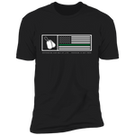 Thin Green Line Premium Short Sleeve T-Shirt