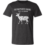 Wilderness Cuts Of Venison Short-Sleeve T-Shirt