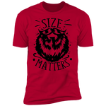 Size Matters Short Sleeve T-Shirt