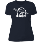 HuntCo Ladies' Boyfriend T-Shirt