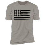Bullet Flag Short Sleeve T-Shirt