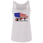 Baseball Ladies' Relaxed Jersey Tank