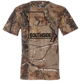 HuntCo Short Sleeve Camouflage T-Shirt