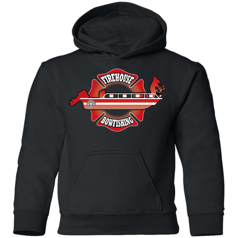 Firehouse Bowfishing Youth Pullover Hoodie