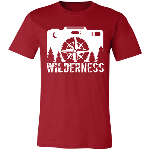 WIlderness Camera Short-Sleeve T-Shirt