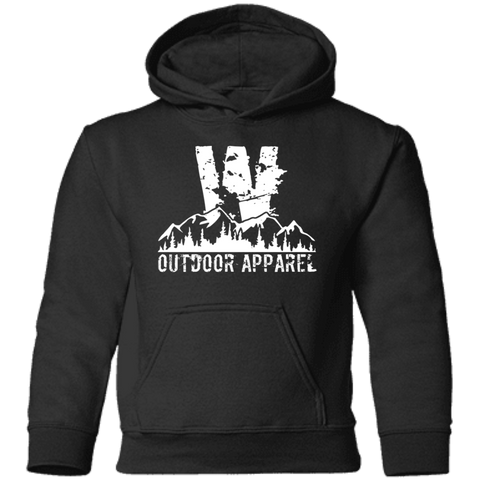 Wilderness Toddler Pullover Hoodie