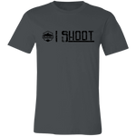 I Shoot Short-Sleeve T-Shirt