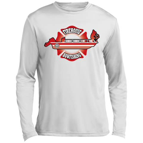 Firehouse Bowfishing Long sleeve Moisture Absorbing T-Shirt