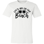 Lets Go The The Beach Short-Sleeve T-Shirt